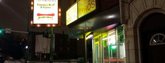 Nicky's Carry Out is one of Chicago.