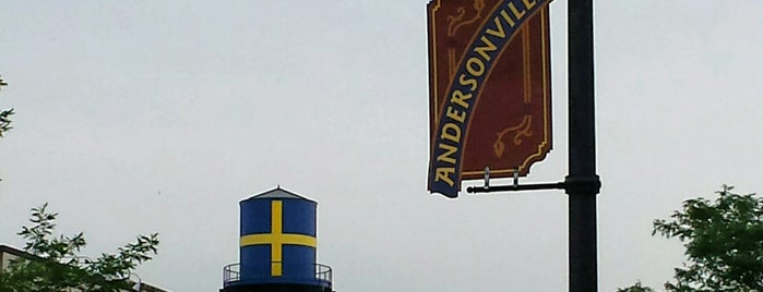 Swedish Water Tower is one of Lugares favoritos de Danielle.