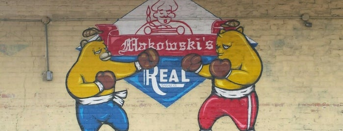 Makowski's Real Sausage is one of Chicago.