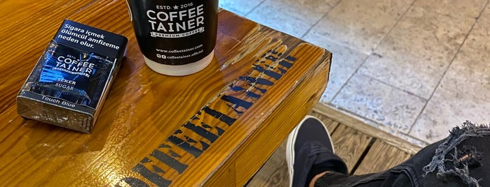 Coffeetainer is one of SA.