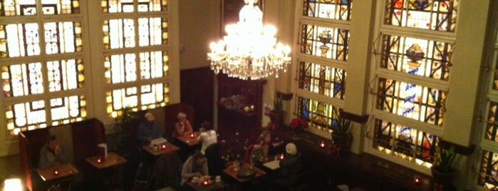 Bewley's Café is one of Dublin Literary Pub Crawl.