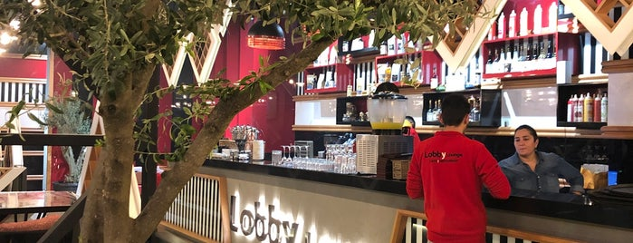 Lobby Lounge is one of Yeşilköy ~ Bakırköy~Beylikdüzü.