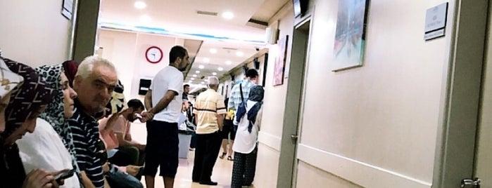 Bezm-i Alem Hastanesi Fatih Polikliniği is one of Orte, die Gizemli gefallen.