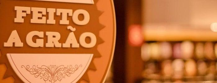 Café Feito a Grão - Itaigara is one of Locais salvos de Alexandre.