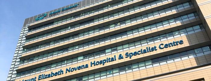 Mount Elizabeth Hospital Novena is one of สถานที่ที่ Ian ถูกใจ.
