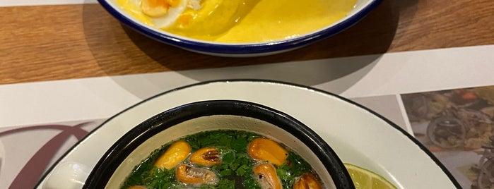Peruvian Cuisine is one of Amsterdam.