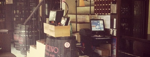 Barcino is one of When at The Fort.