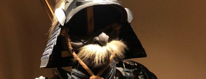 侍 Samurai Museum is one of Japan.