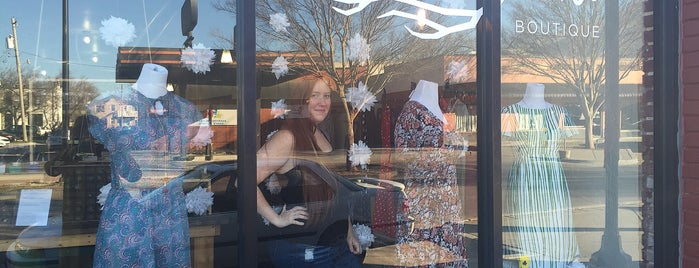 Out on a Limb Boutique is one of OKC Faves.