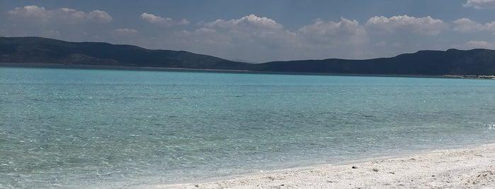 Salda Gölü is one of Tempat yang Disukai Serpil.