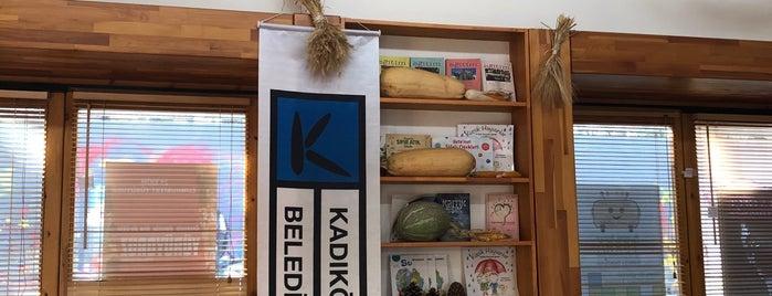 Kadıköy Ekolojik Yaşam Merkezi is one of Locais curtidos por Serpil.