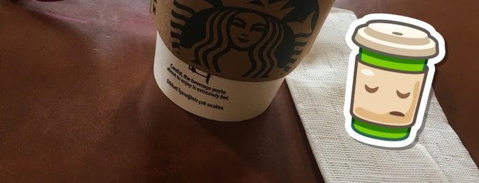 Starbucks is one of Tempat yang Disukai Serpil.