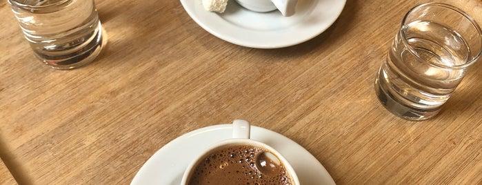 MasaL Cafe is one of Locais curtidos por Serpil.