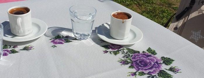 Şirin Bahçe is one of Tempat yang Disukai Serpil.