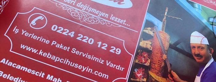 Kebapçı Hüseyin is one of Tempat yang Disukai Serpil.