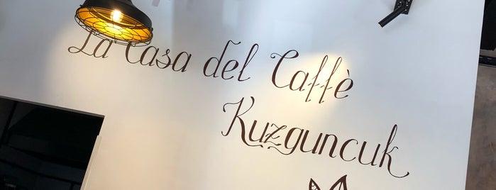 La Casa Del Caffe is one of Tempat yang Disukai Serpil.