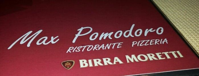 Max Pomodoro is one of food&drink.