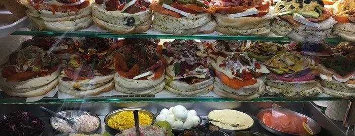 The Sandwich Shop is one of LONDON.