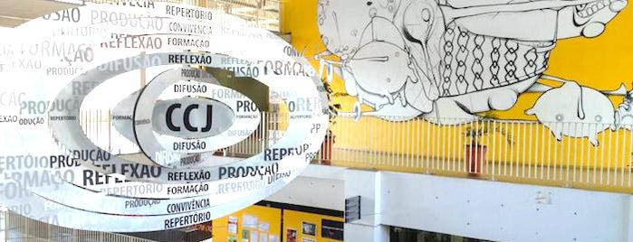 Centro Cultural da Juventude (CCJ) is one of Posti che sono piaciuti a FalaCultura.