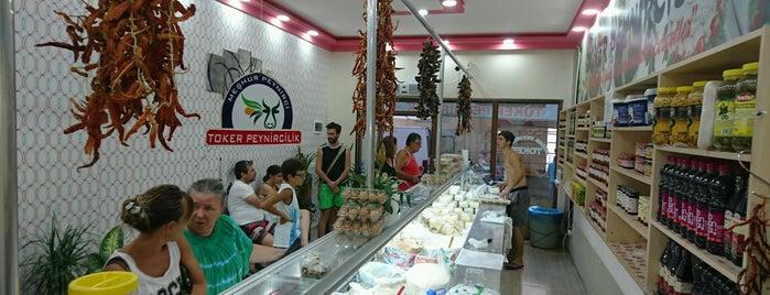 Toker Peynircilik ve Şarküteri is one of Marmaris & Datça - 🍽 Eat &🍹Drink.