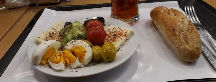 Kırkpınar Taptaze is one of Öğle Yemeği.