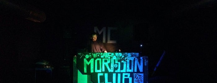 Morisson Club is one of World Cup 2014 :: Best Public Viewing in Vienna.