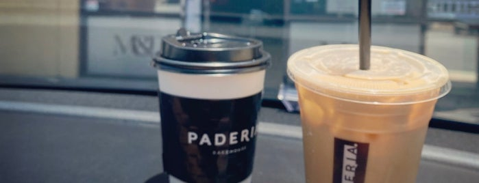 Paderia Bakehouse is one of EAT LA.