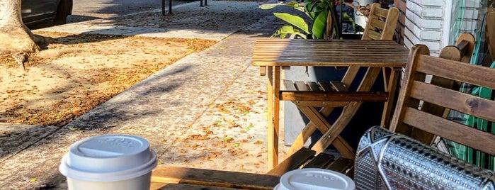 The Palm Coffee Bar is one of st : понравившиеся места.