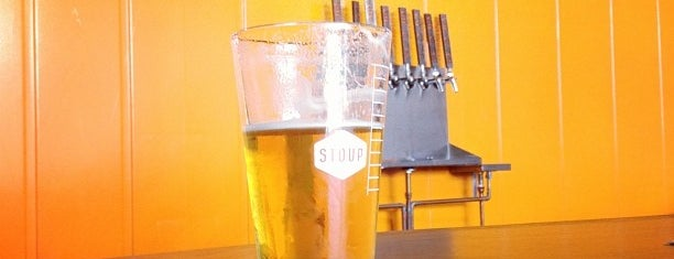 Stoup Brewing is one of seattle.