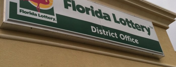 Florida Lottery Office is one of Florida.