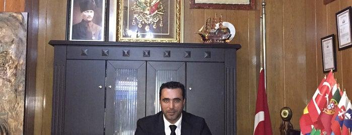 osmanlıogulları uluslararası dış ticaret is one of Beykoz Şirketler.