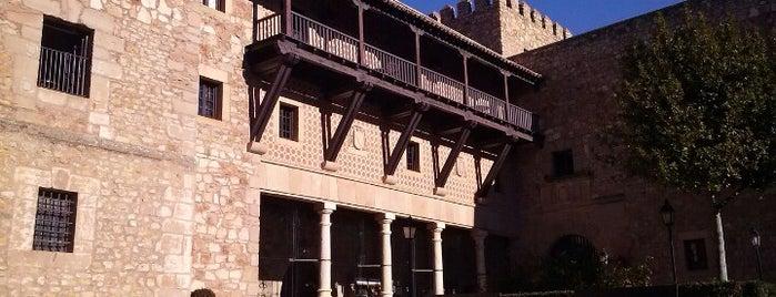 Castillo de Sigüenza is one of MADRID ★ Actividades con Niños ★.