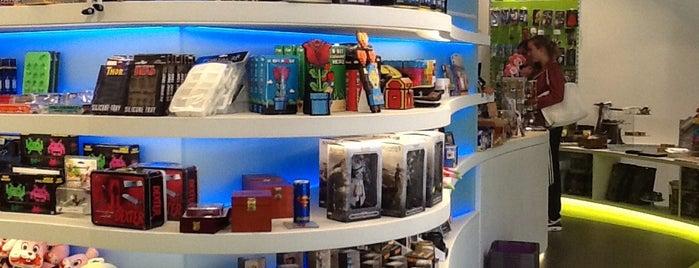 Item Shop is one of 4sq365de (1/2).