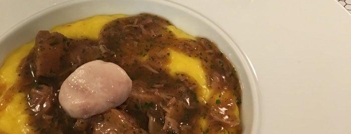 Le Api Osteria is one of Mangiare.