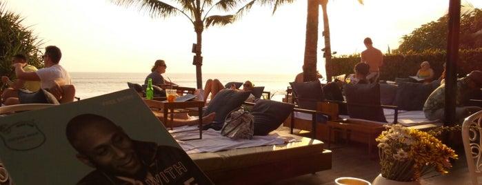 Potato Head Beach Club is one of Bali's Best.