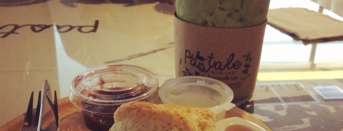 pastale พาส-เทล homemade cafe' is one of Cafe' to Go.
