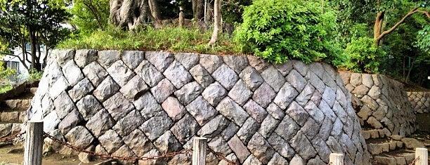 世田谷城阯公園 is one of せたがや百景 100 famous views of Setagaya.