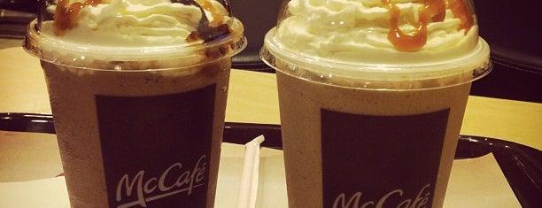 McDonald's is one of Lugares favoritos de Mika.