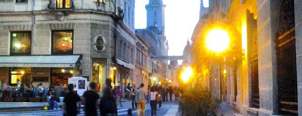 Király utca is one of Pécs.
