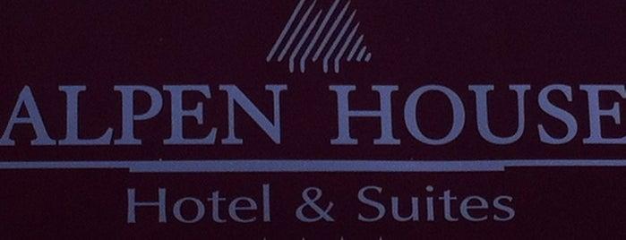 Alpen House Hotel is one of Arachova1.