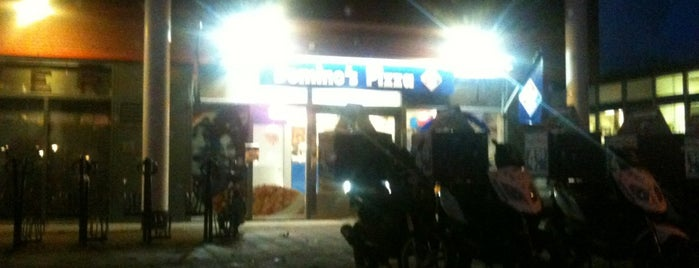 Domino's Pizza is one of El Tiño'nun Beğendiği Mekanlar.