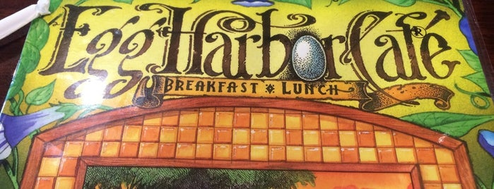 Egg Harbor Cafe is one of Atlanta breakfast discoveries.