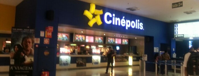 Cinépolis is one of Rolê cinematográfico em SP.