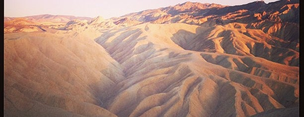 Death Valley National Park is one of LA/SoCal.