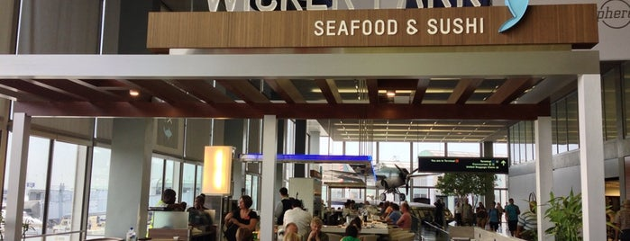 Wicker Park Seafood & Sushi is one of Nolfo Illinois Foodie Spots.