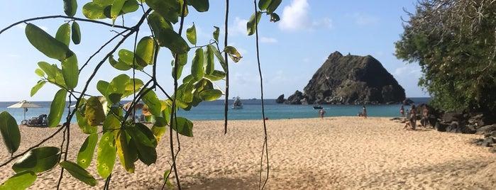 Praia da Conceição is one of Tempat yang Disukai Luísa.