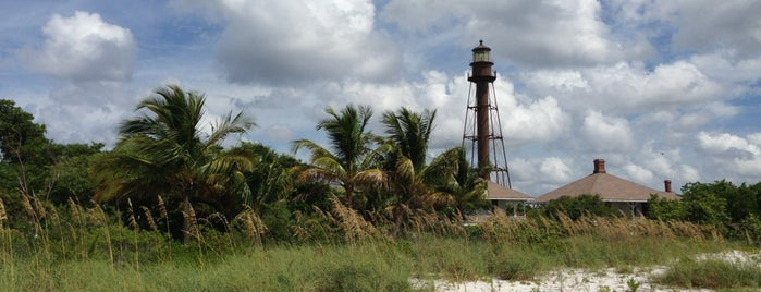 Sanibel Island is one of OUT OF TTTTOWN.
