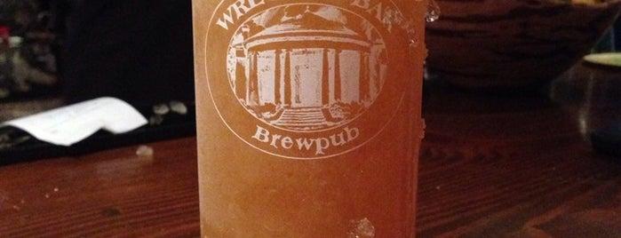 Wrecking Bar Brewpub is one of Atlanta Beer Bars & Breweries.