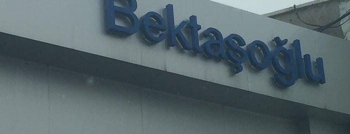 Volvo Penta Bektasoglu is one of Mert : понравившиеся места.