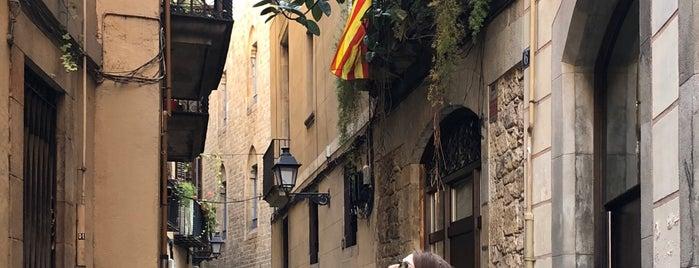 Ciutat Vella is one of Orte, die Erkan gefallen.